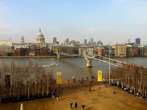 London Skyline - London 4 days itinerary