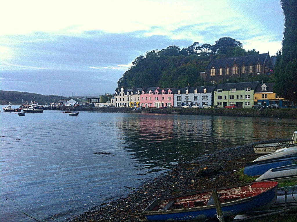 Portree Isle of Skye Weekend