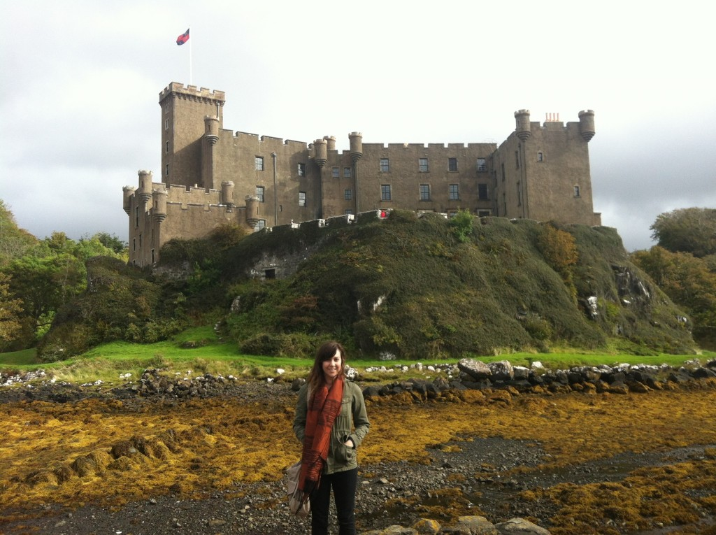 Dunvegan Castle Isle of Skye Weekend