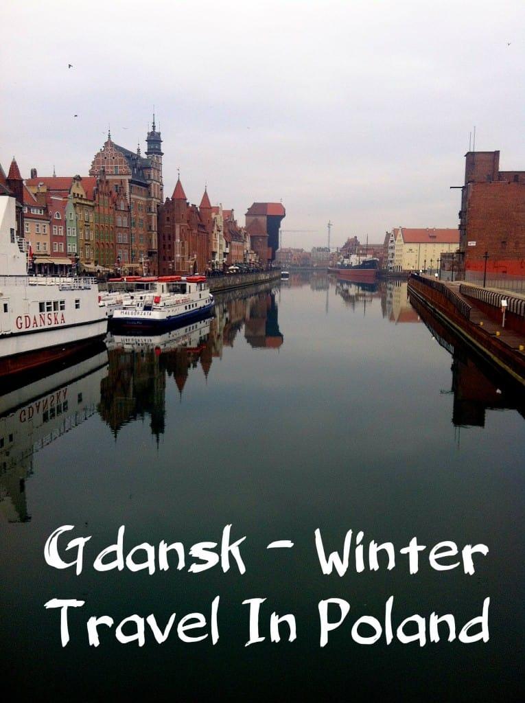 Gdansk Winter Travel In Poland