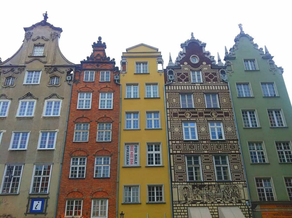 Gdansk Winter Travel In Poland Europe