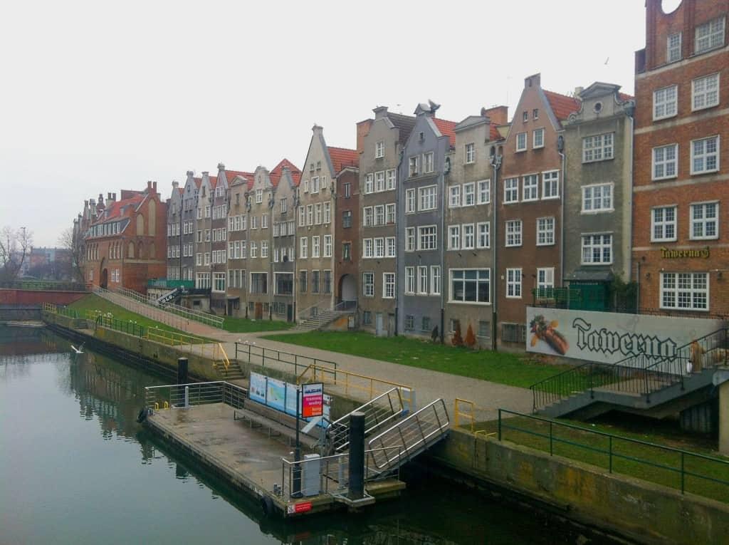 Gdansk Poland Winter Travel In Europe