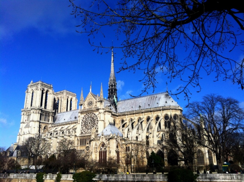 Best things To Do In Paris - Notre Dame Cathedral