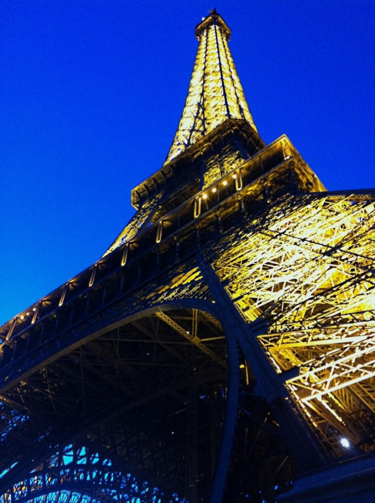 Top Things To Do In Paris - The Eiffel Tower