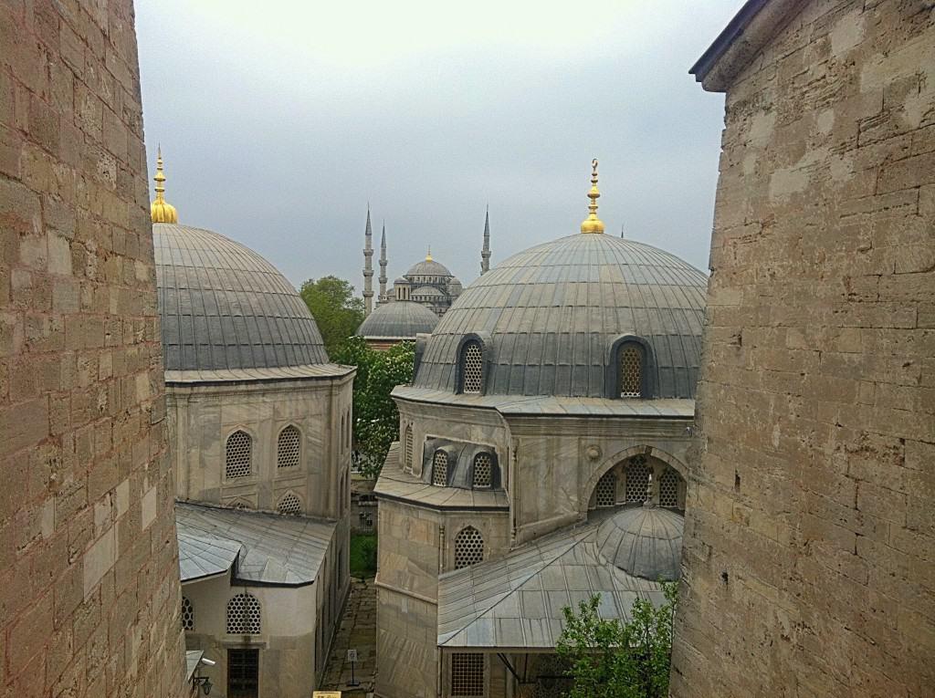 Hagia Sophia Sultanahmet Istanbul Turkey