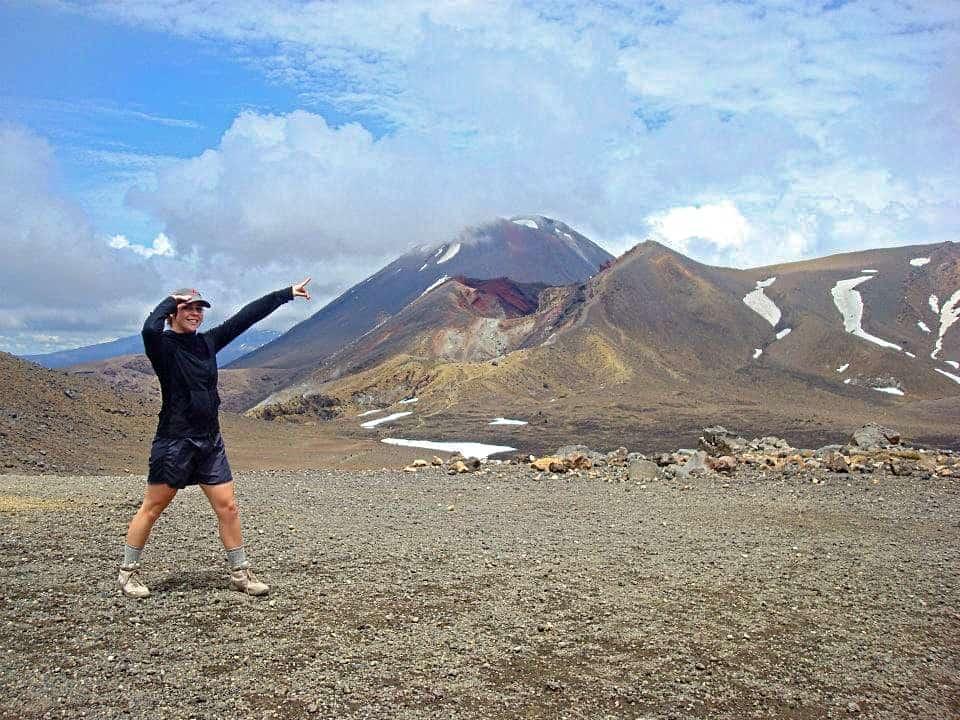 Tongariro Alpine Crossing Best Day Walk New Zealand