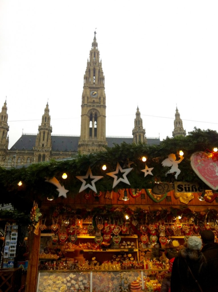 Winter Destinations in Eastern Europe - Vienna Rathaus Christmas Market