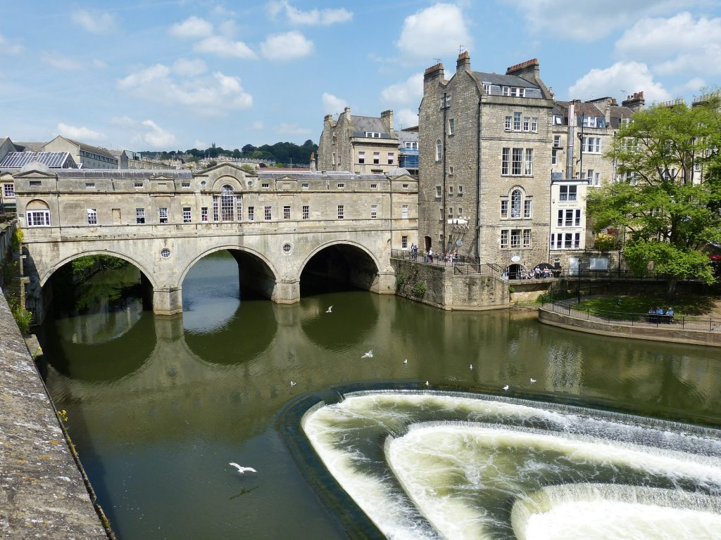 Jane Austen Things to Do in Bath England