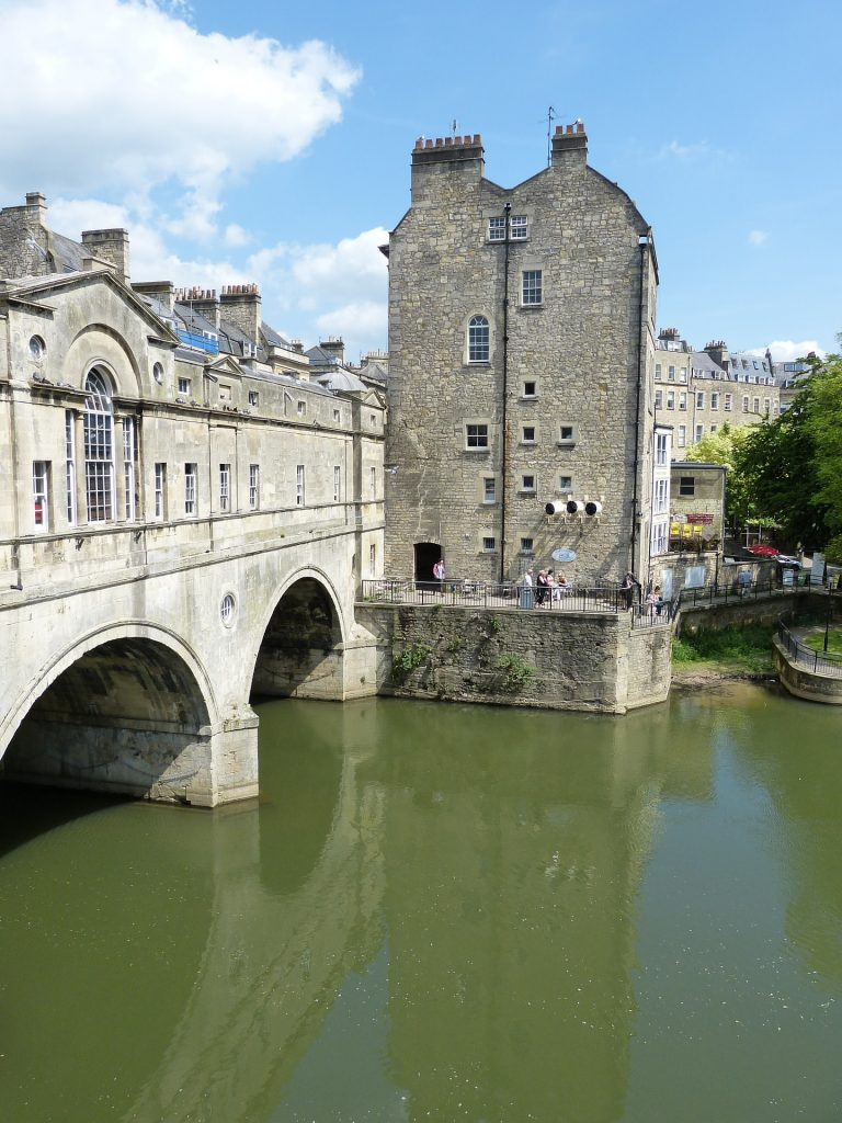 Top Things to Do in Bath Jane Austen