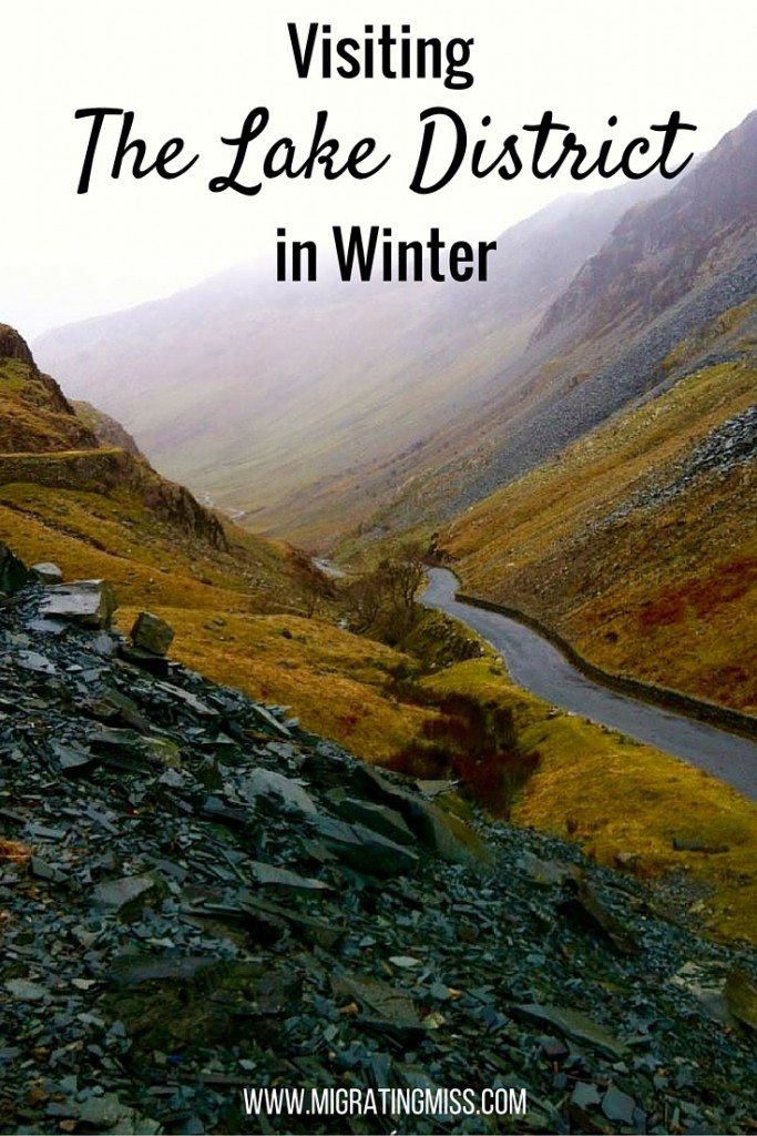 Visiting The Lake District In Winter