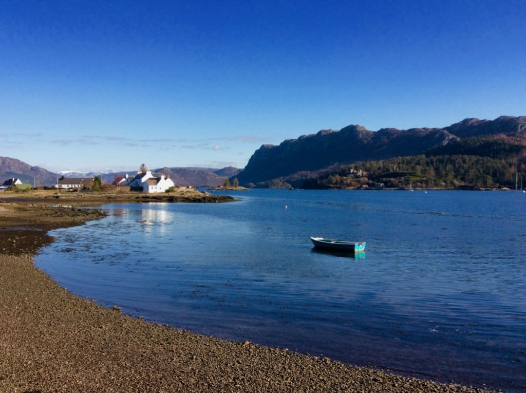 plockton scotland road trip