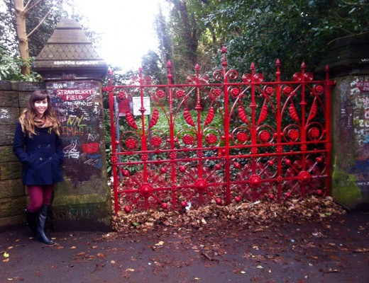 Strawberry Fields Liverpool John Lennon Taxi Tour
