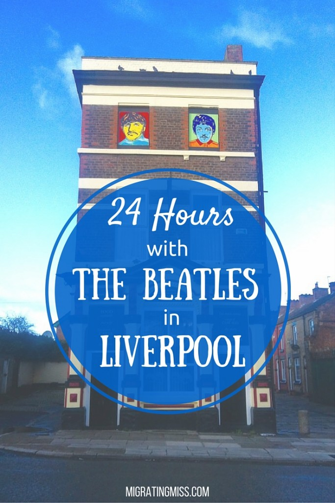 24 Hours with the beatles in Liverpool