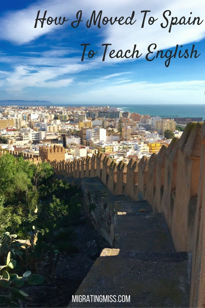 How I Moved To Spain To Teach English