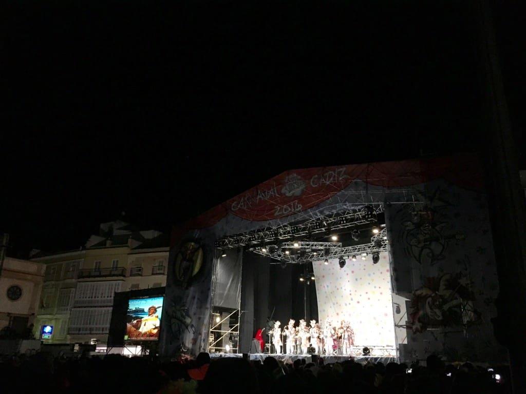 Cadiz Carnival from Almeria