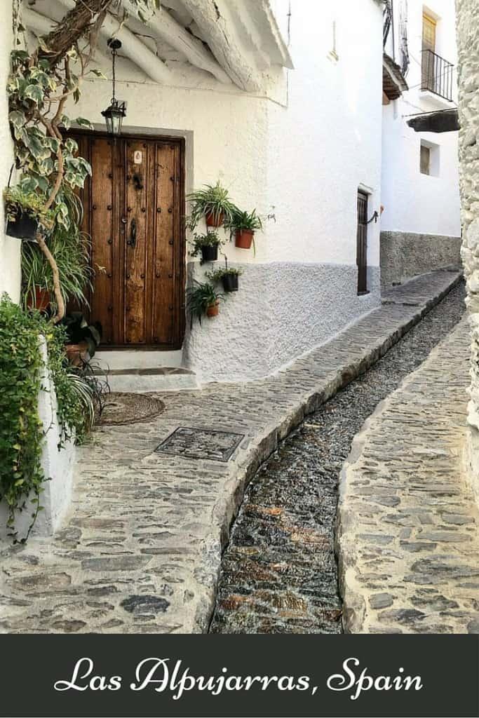 Las Alpujarras Streets