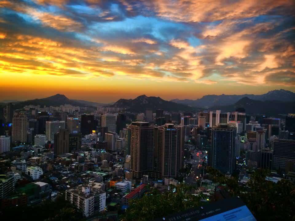 Seoul Best Expat City