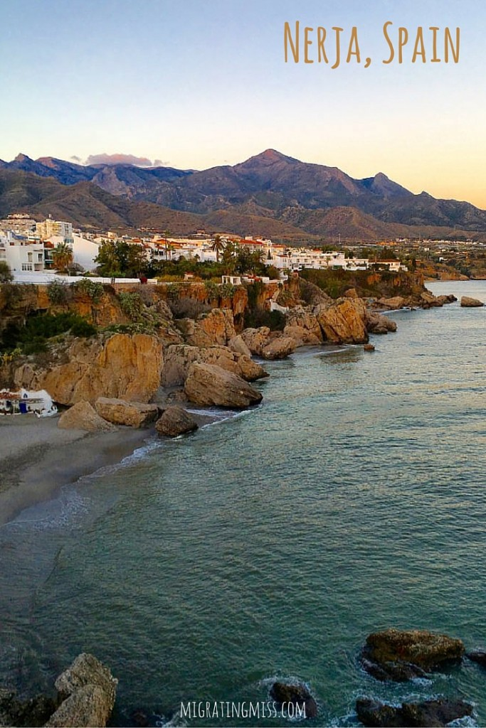 Discovering Nearby Places: One Day in Nerja, Spain