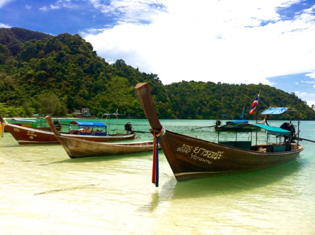 Books That Inspire Travel - Koh Phi Phi Thailand