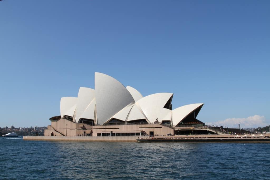 Sydney Opera House Expat Interview