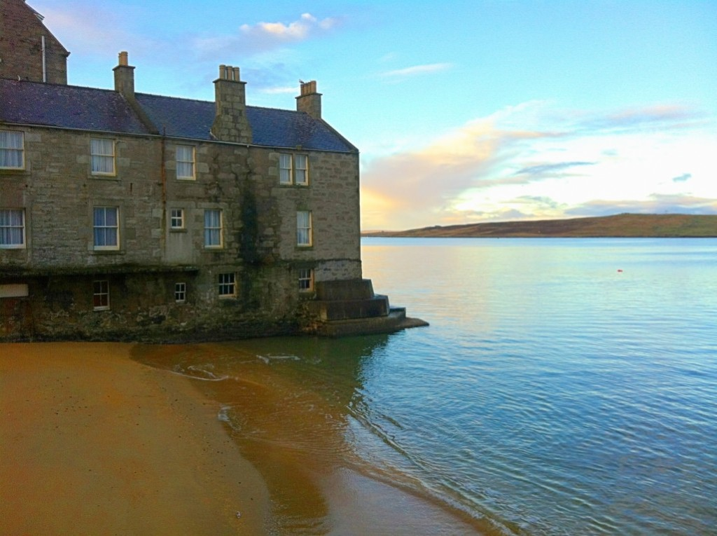 Lerwick Shetland Isles Scotland