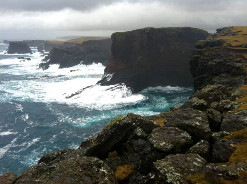 Eshaness Coast Shetland