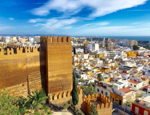 Alcazaba Almeria Top Things to do in Almeria Spain