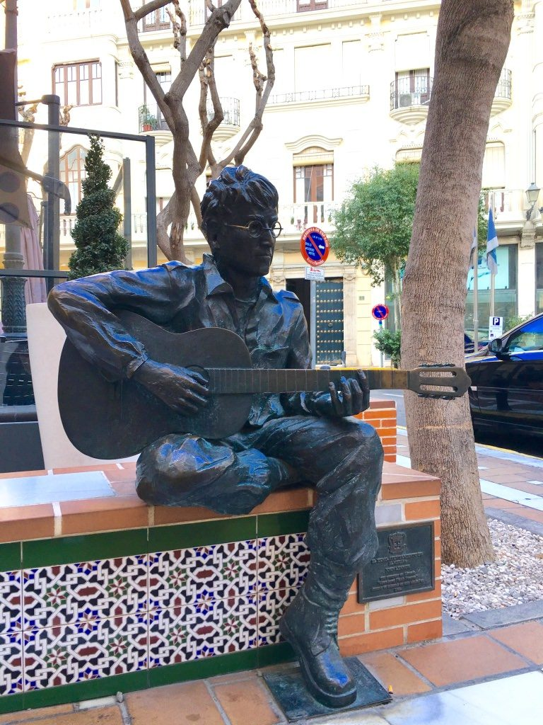 Why You Should Visit Almeria Spain John Lennon