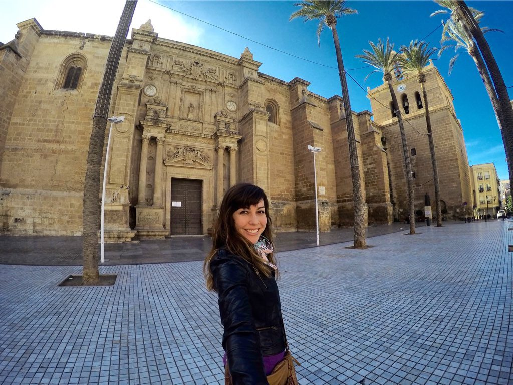 Cathedral Almeria Top Things To Do In Almeria Spain