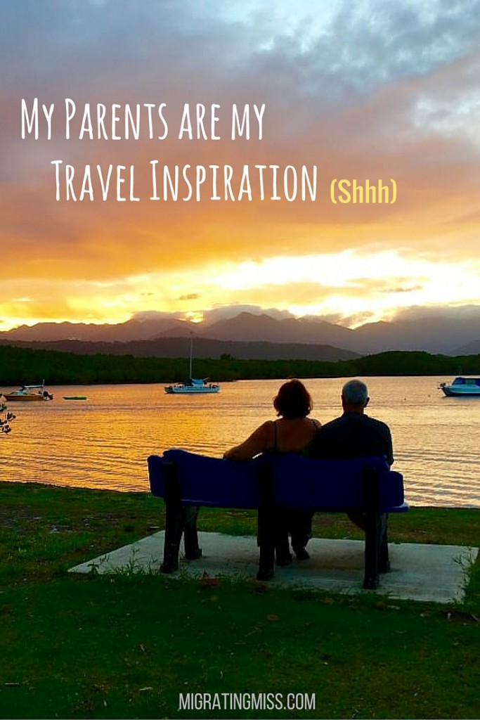 My Parents Are My Travel Inspiration
