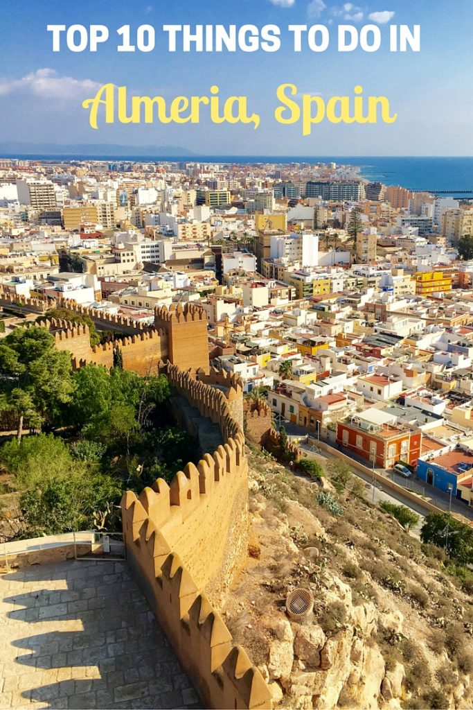 Top 10 Things Almeria Spain