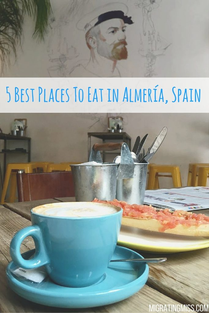 Best Places to Eat Cafe Bar Almeria Spain