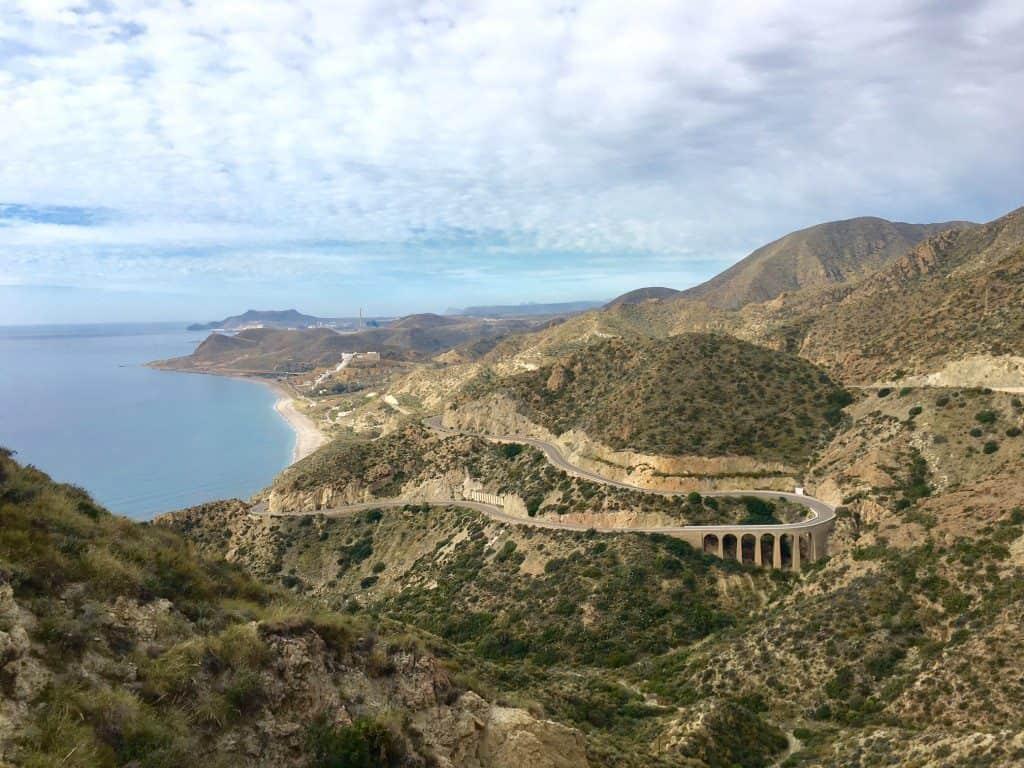 Cabo de Gata Road