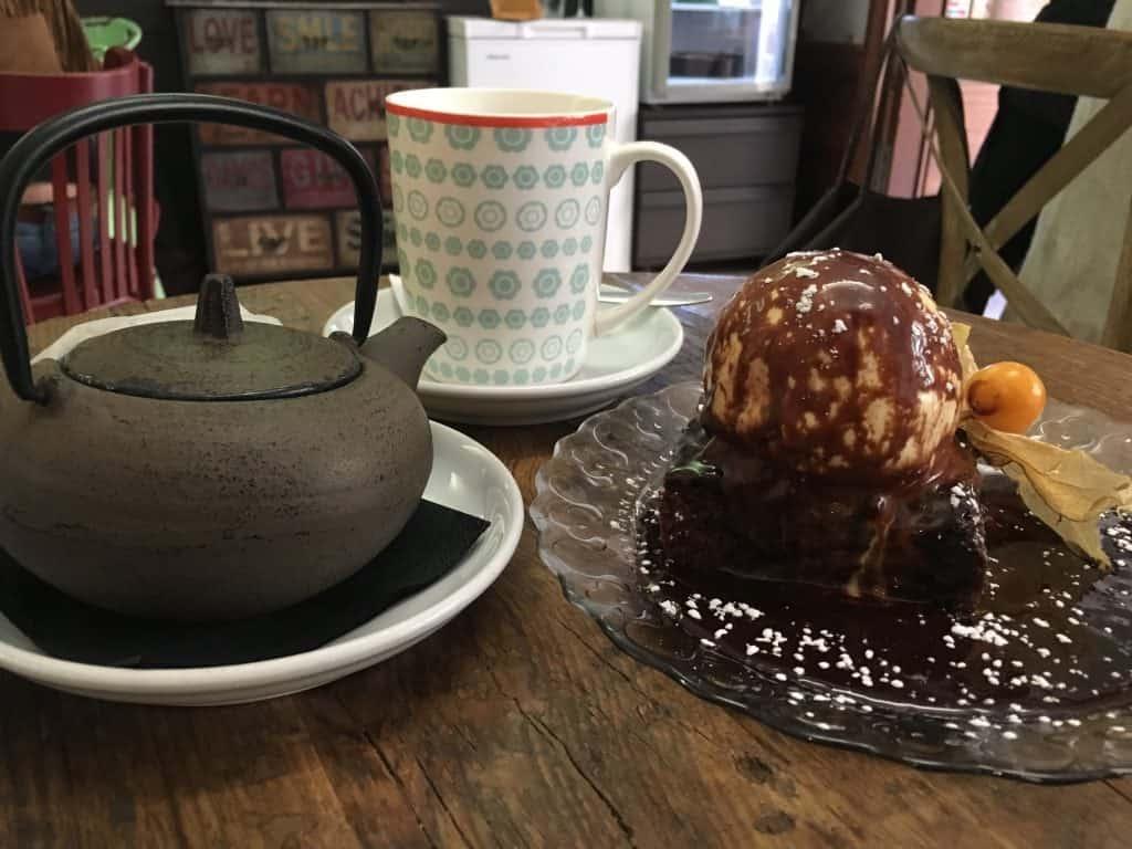 Cyrano cafe almeria