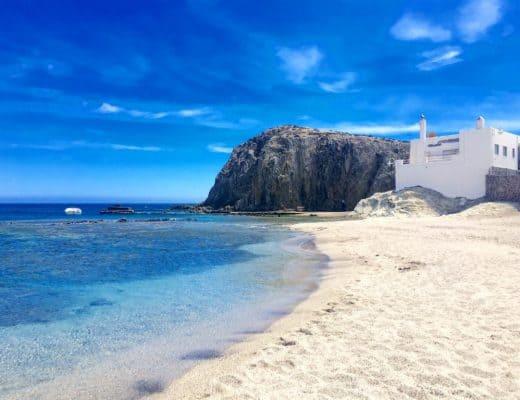 Isleta del Moro Cabo de Gata