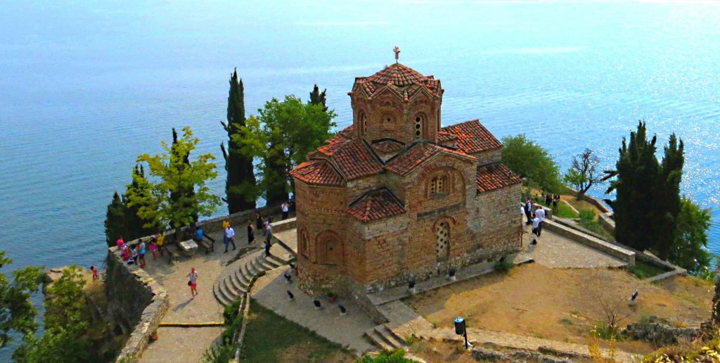 Lake Ohrid Best European Summer Destinations