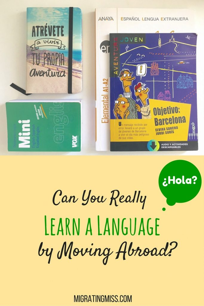 Learn Language Living Abroad