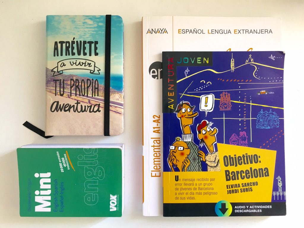 Spanish Books for Learning