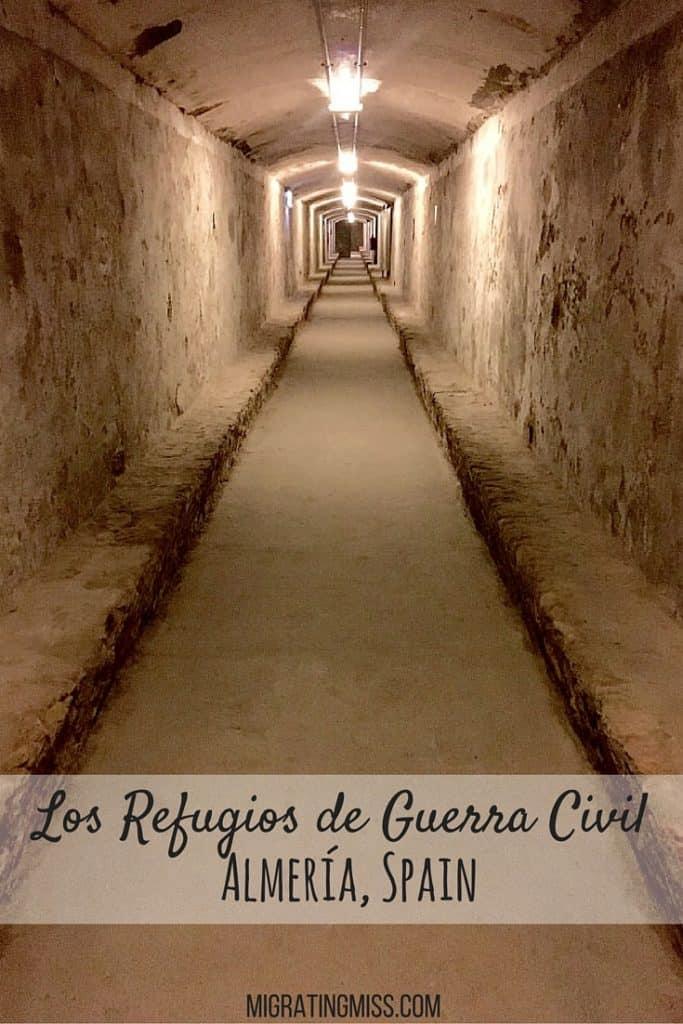 Los Refugios Almeria Spain