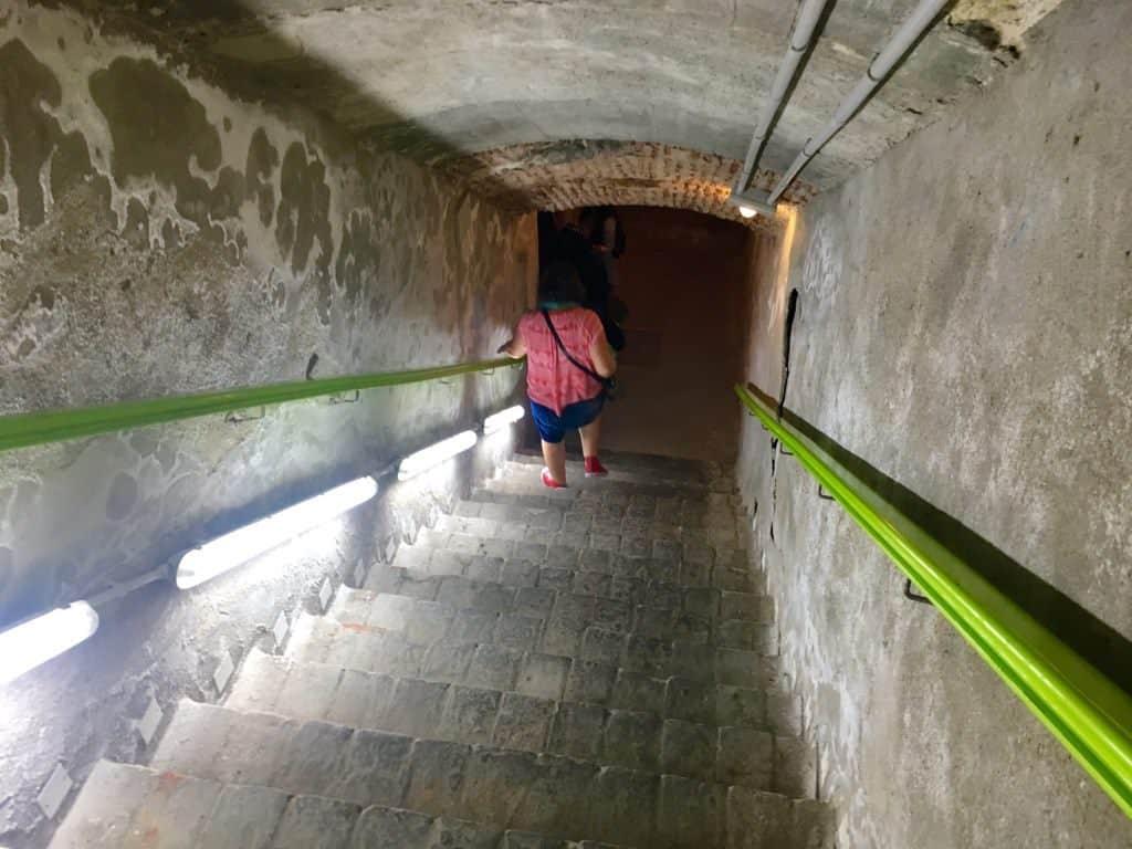 Los Refugios entrance Almeria