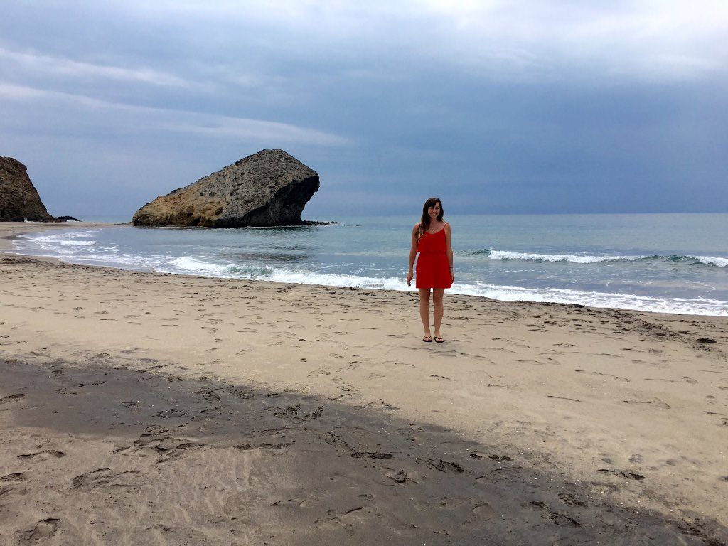 Playa Monsul Cabo de Gata