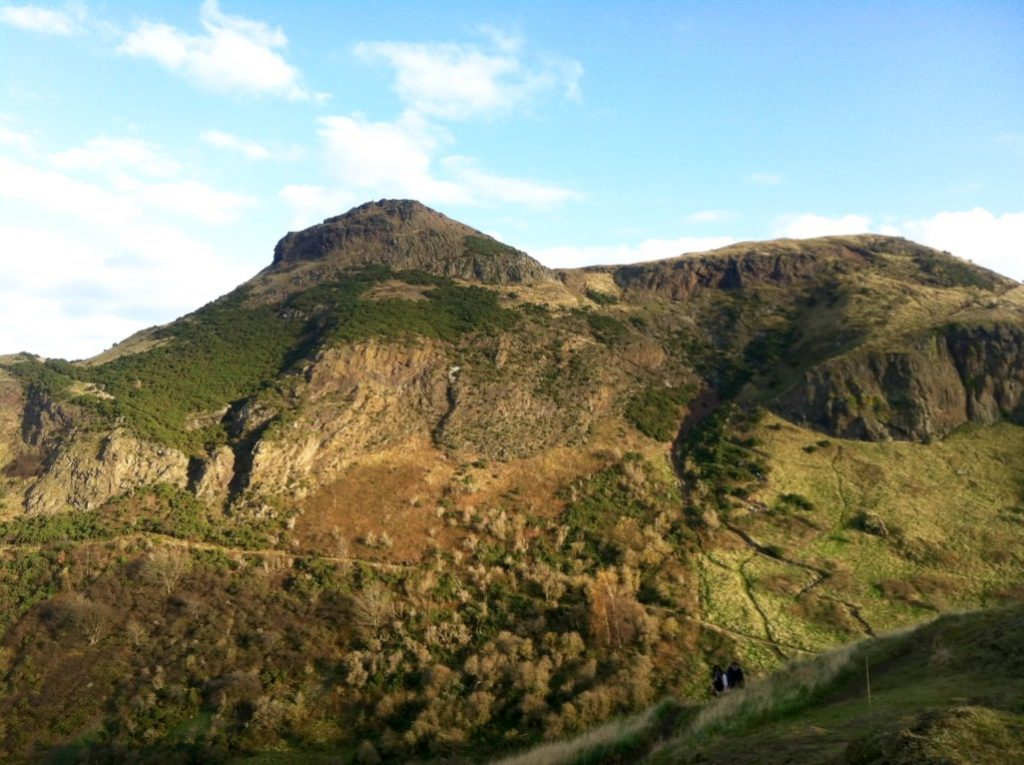 Arthurs Seat Edinburgh top things to see in Edinburgh