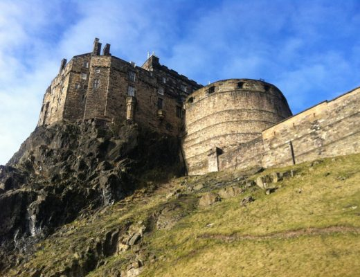 Edinburgh Castle - Dark Tourism