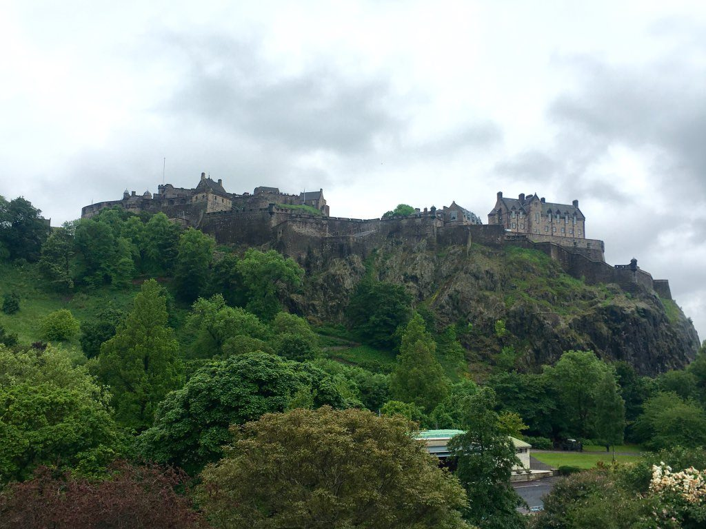 Edinburgh Castle Top things to see in Edinburgh