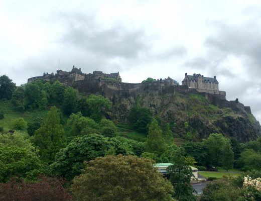 Edinburgh Castle Festivals August
