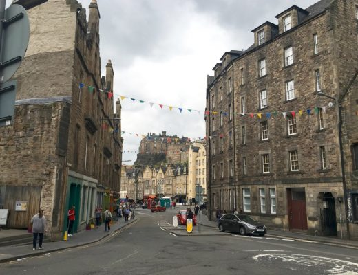 Rabbies City Tours Edinburgh travelfeels