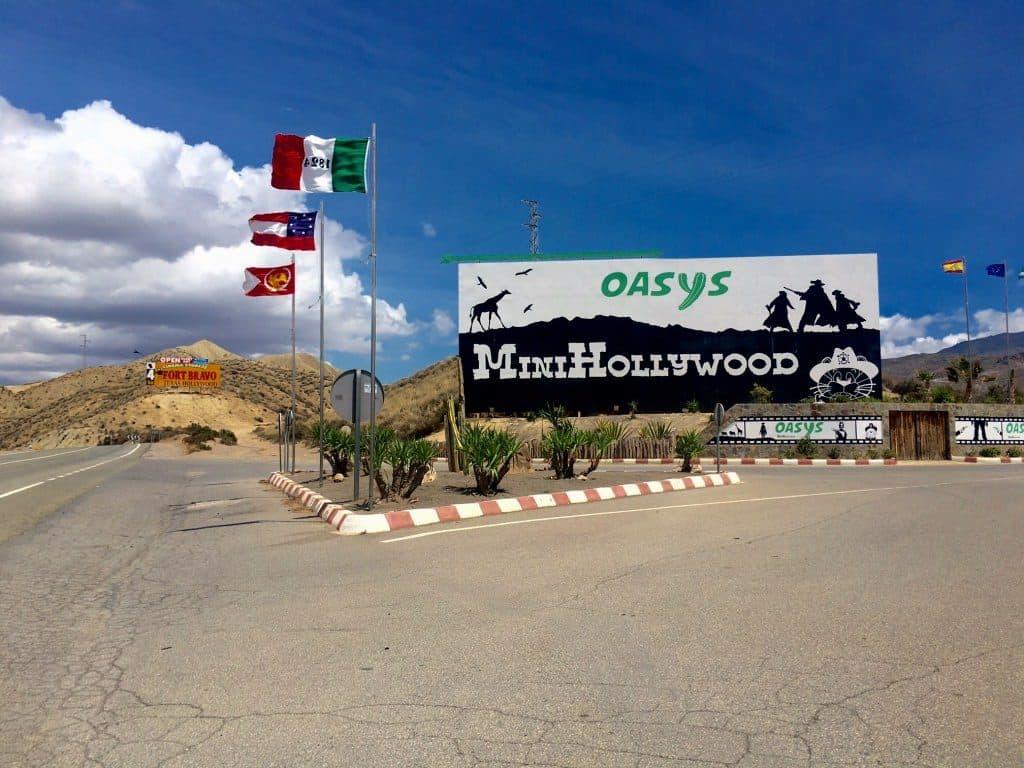 Mini Hollywood Tabernas Almeria