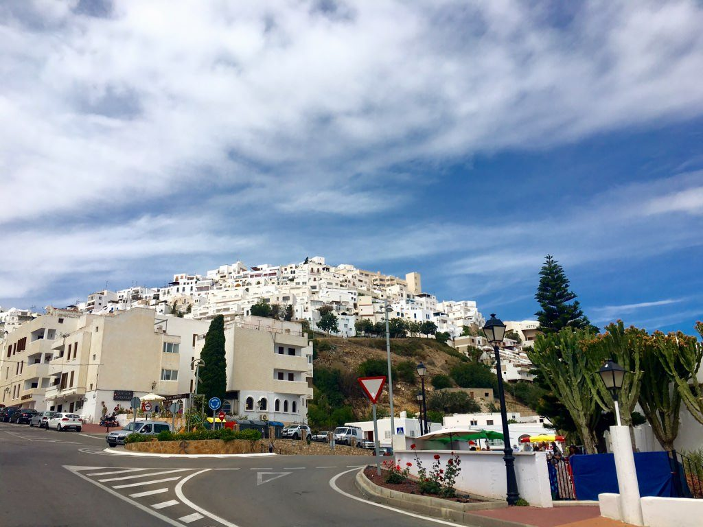 Villages, Spain - Most Beautiful Villages in Andalucia - Mojacar