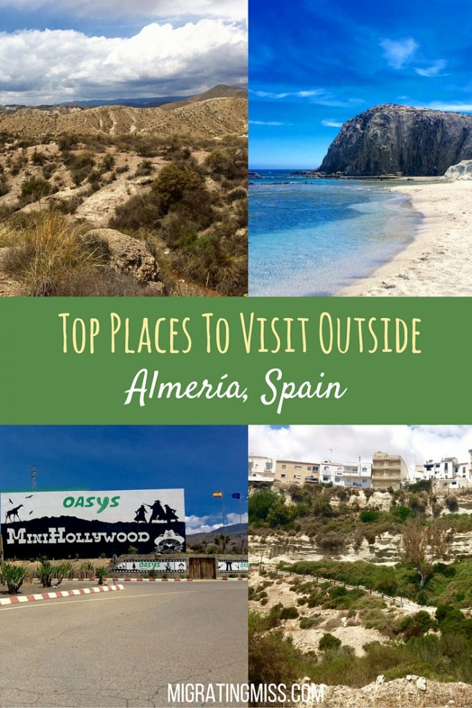 Top Places To Visit Outside Almeria