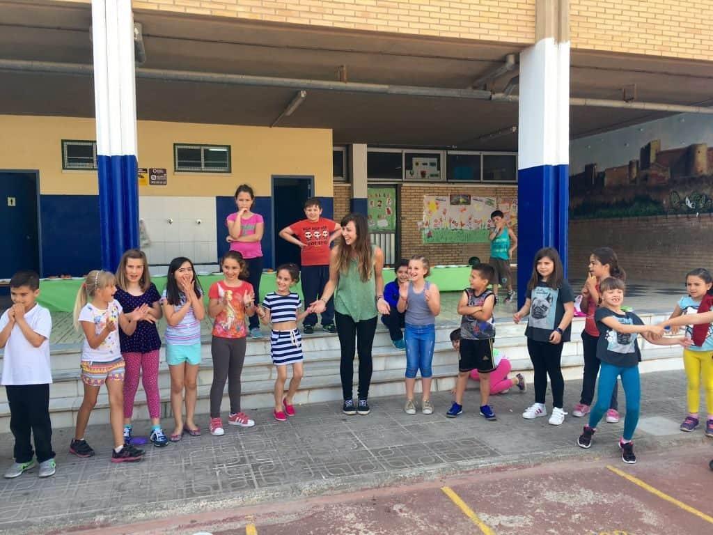 Auxiliar de Conversacion Program Spain - Auxilares Conversacion